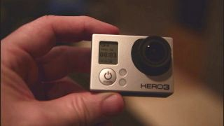 GoPro HERO3 freezing