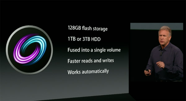 Fusion Drive and Video